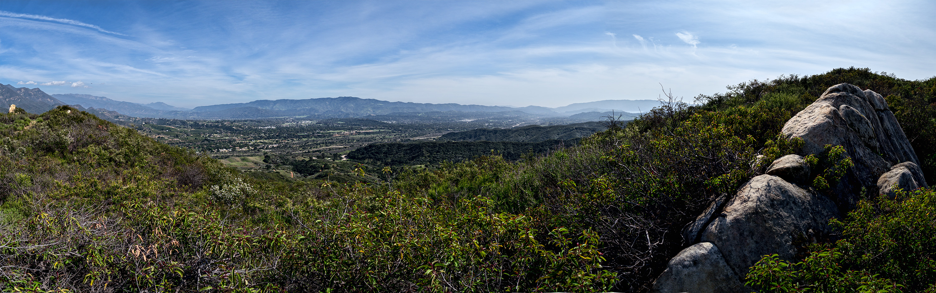 Kennedy Ridge panorama